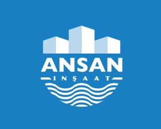 Ansan İnşaat logo