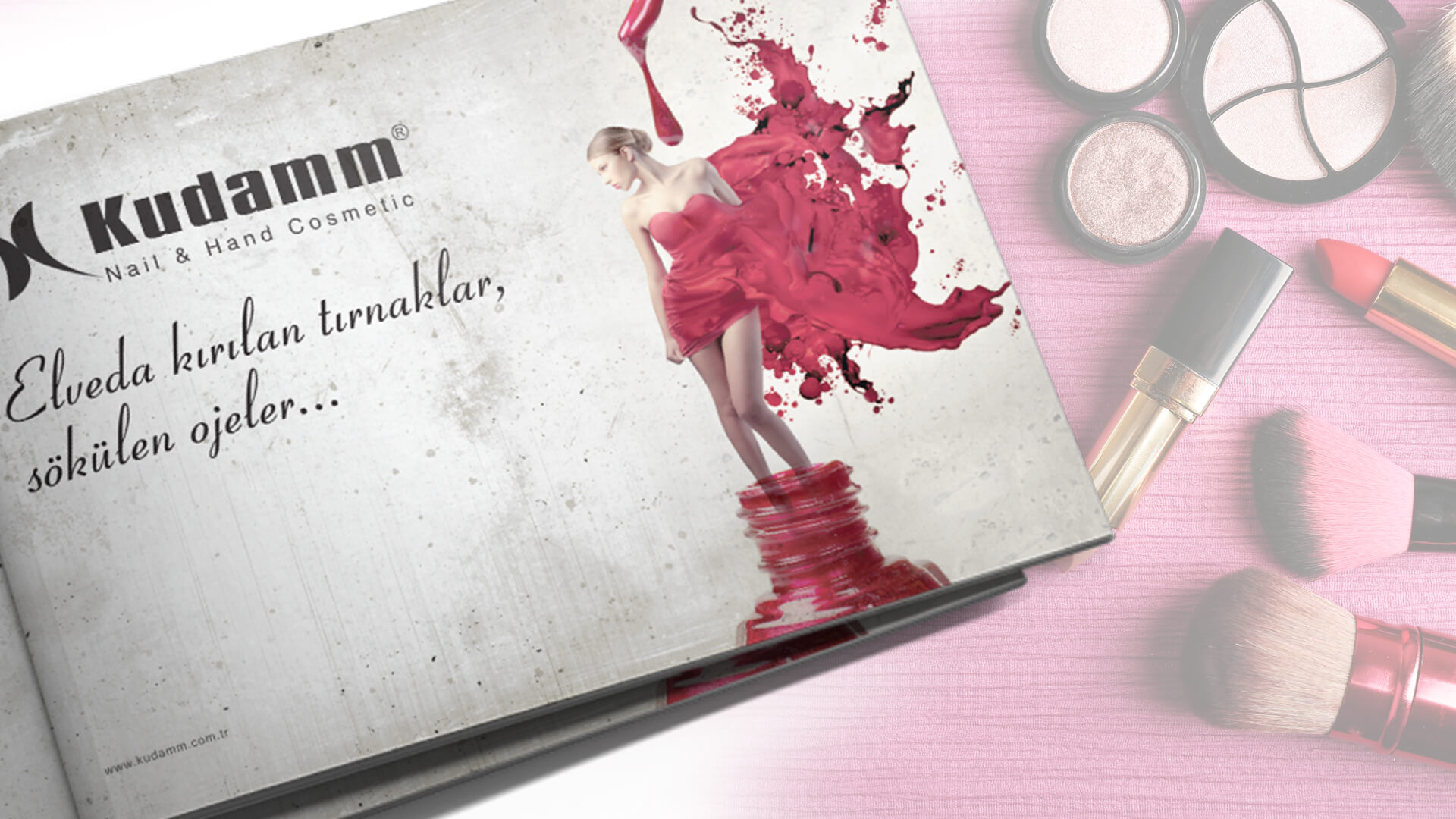 Kudamm / Katalog Tasarımı