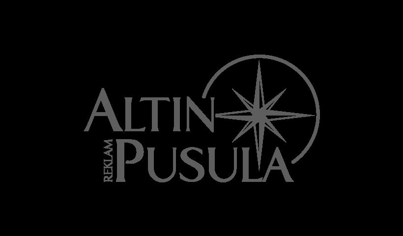 Altın Pusula Reklam logo