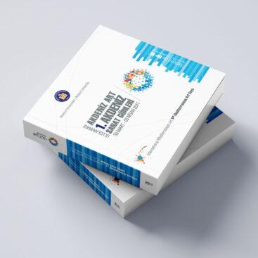 Akdeniz Sanat Günleri / Katalog Tasarımı