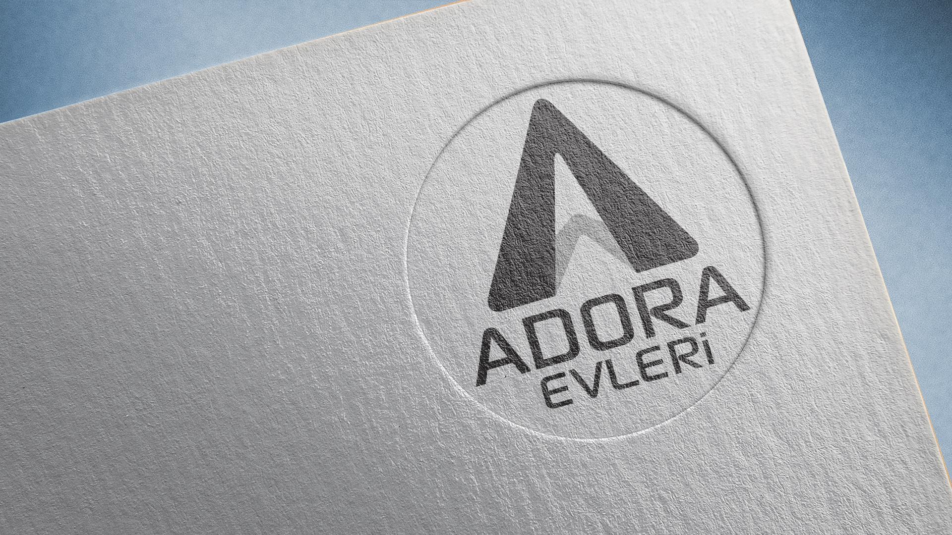 Adora Evleri / Antalya Logo Tasarımı
