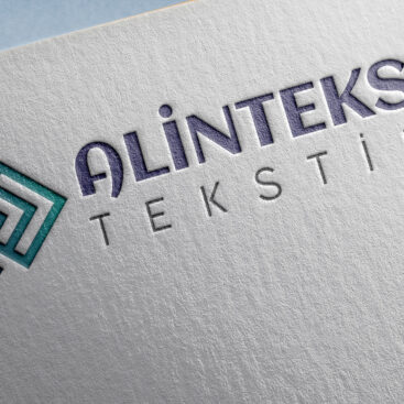 Alinteks Tekstil / Antalya Logo Tasarımı
