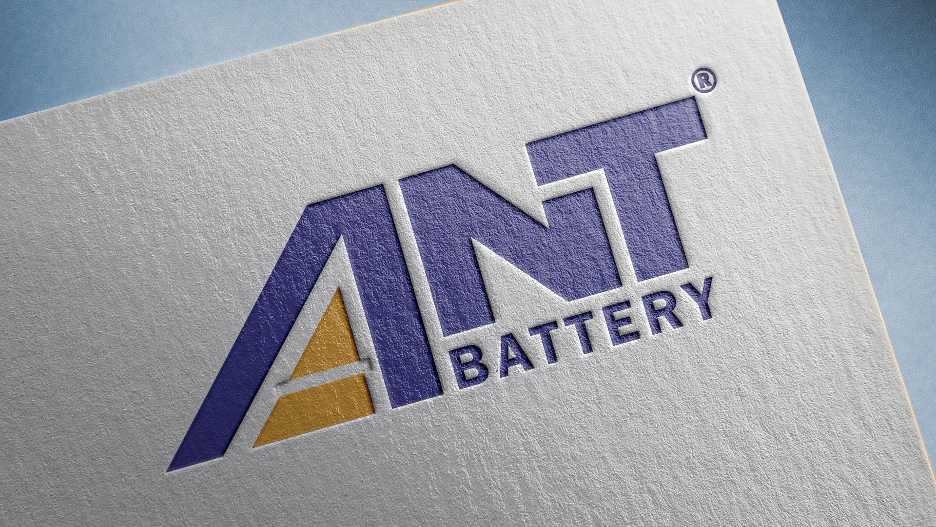 Ant Battery / Antalya Logo Tasarımı