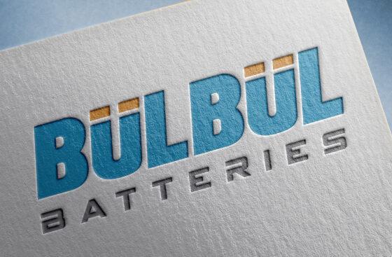 Bülbül Batteries / Antalya Logo Tasarımı
