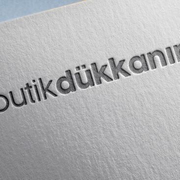 Butik Dükkanım / Antalya Logo Tasarımı