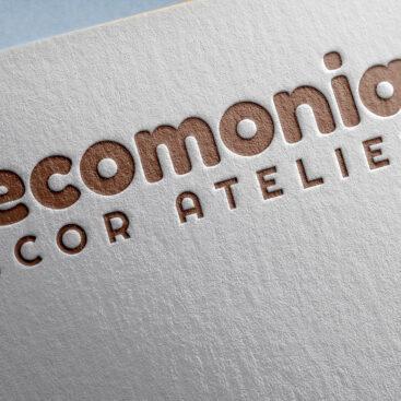 Decomonia / Antalya Logo Tasarımı