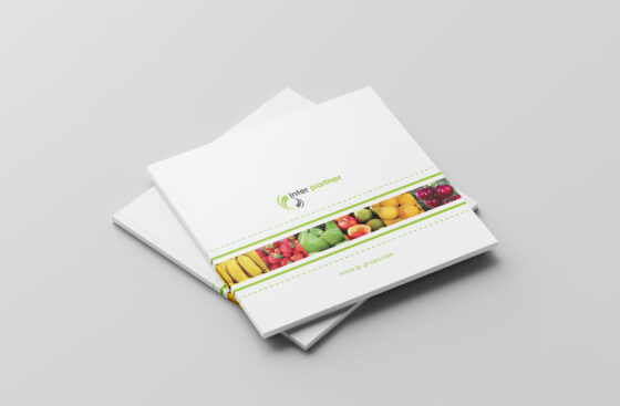 Inter Partner / Antalya Katalog Tasarımı