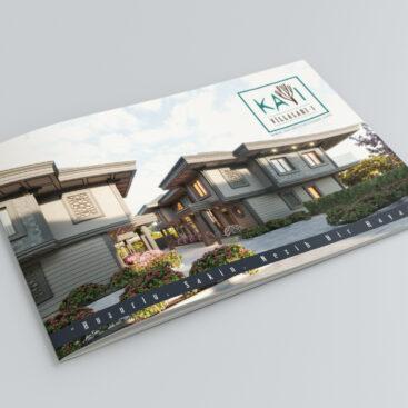 Kayı-1 Villaları / Antalya Katalog Tasarım