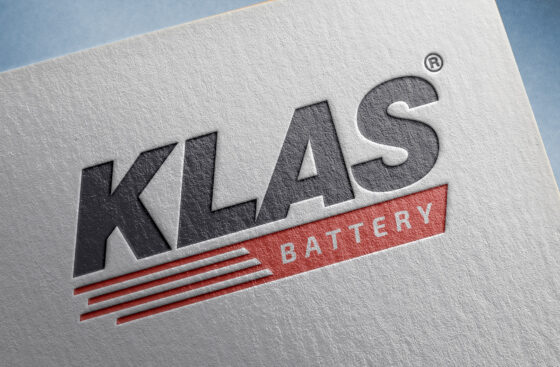 Klas Batteries / Antalya Logo Tasarımı