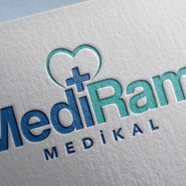 Mediram Medikal / Antalya Logo Tasarımı