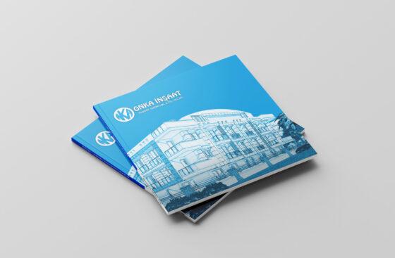 Onka İnşaat / Antalya Katalog Tasarımı
