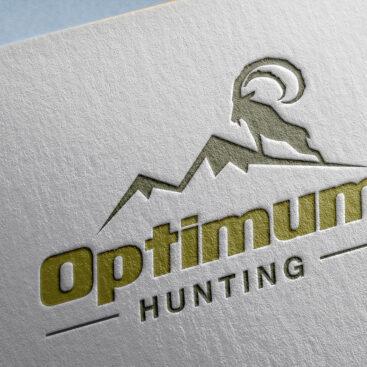 Optimum Hunting / Antalya Logo Tasarımı
