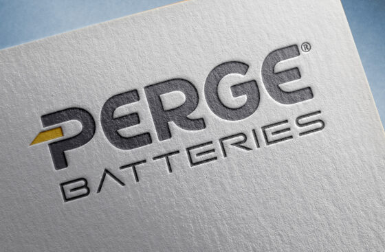Perge Batteries / Antalya Logo Tasarımı