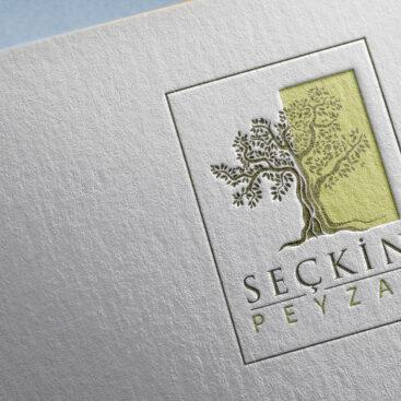 Seçkin Peyzaj / Antalya Logo Tasarımı