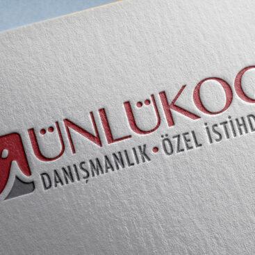 Ünlükoç Danışmanlık / Antalya Logo Tasarımı