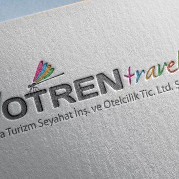 Wotren Travel / Antalya Logo Tasarımı
