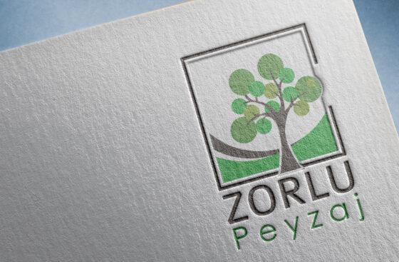 Zorlu Peyzaj / Antalya Logo Tasarımı