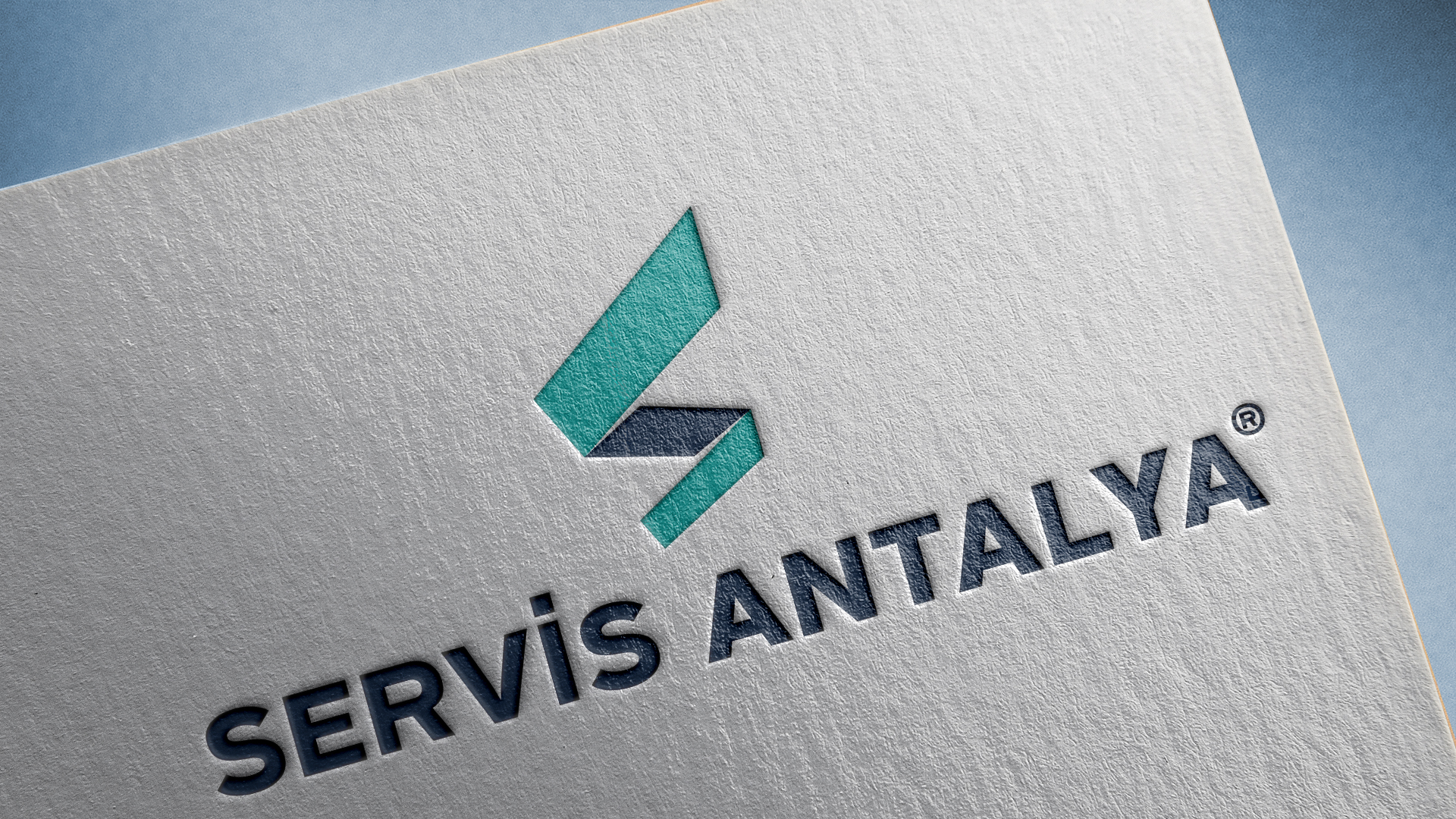 Servis Antalya / Logo Tasarımı