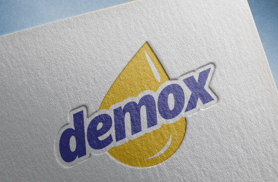 Demox Hijyen Antalya / Logo Tasarımı