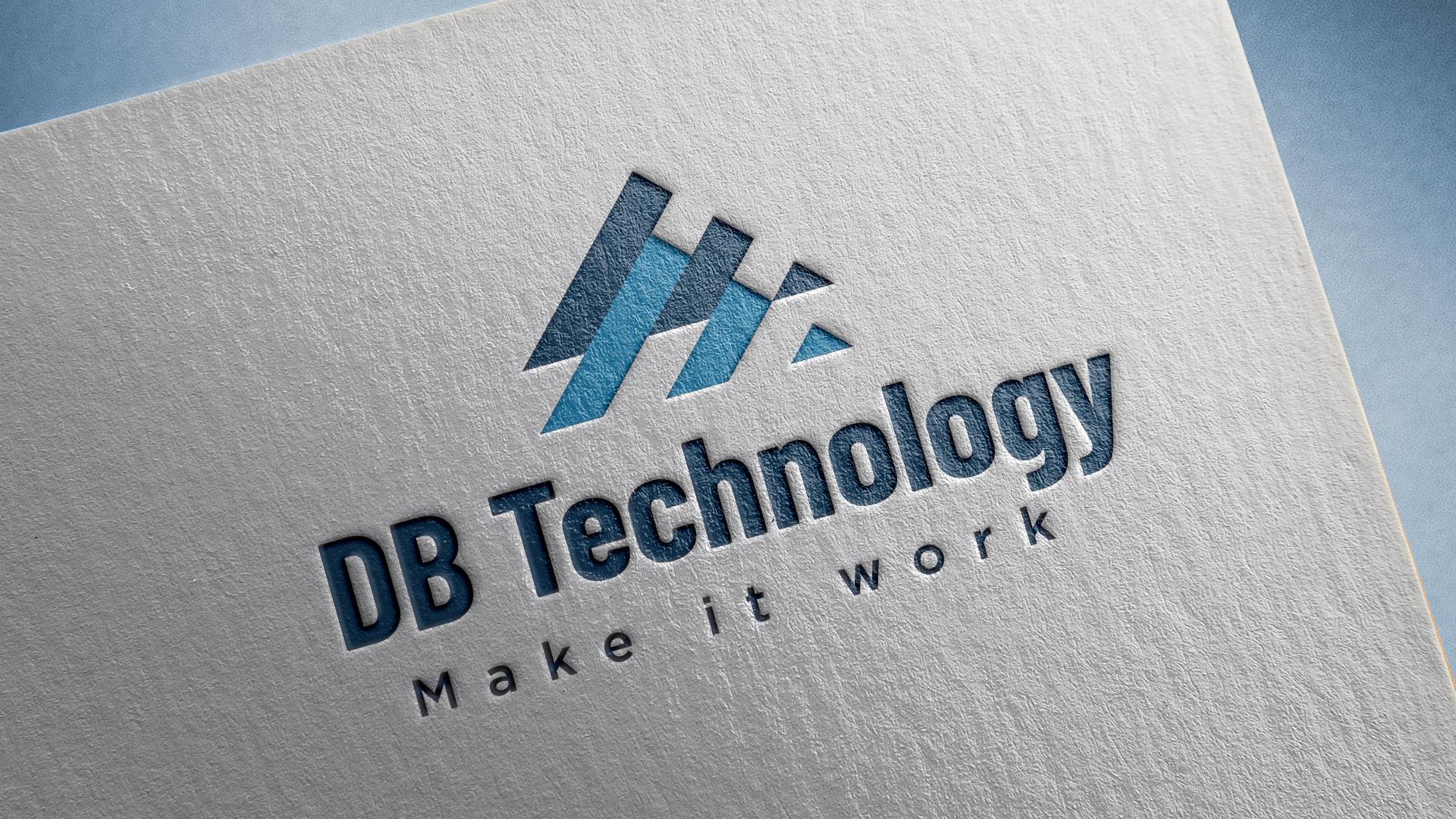 Db Technologies / Logo Tasarımı