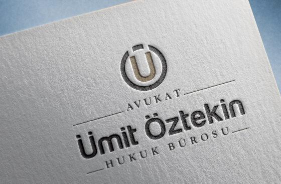 Avukat Ümit Öztekin / Antalya logo tasarımı