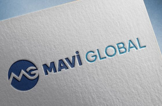 Mavi Global Ajans / Antalya logo tasarımı