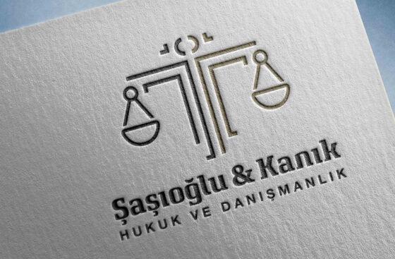 Şaşıoğlu & Kanık Hukuk ve Danışanlık / Antalya logo tasarımı